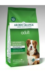 Arden Grange ADULT DOG with Lamb and Rice ** 12kg Out of Stock **