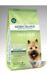 Arden Grange ADULT MINI Lamb and Rice
