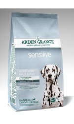 Arden Grange ADULT DOG SENSITIVE Ocean White Fish and Potato