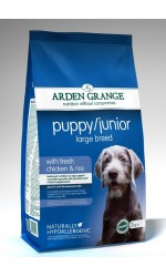 Arden Grange LARGE BREED PUPPY/JUNIOR
