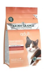 NEW - Arden Grange  ADULT CAT with Fresh Salmon and Potato - grain free recipe